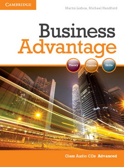 Business Advantage Advanced Class CDs 4