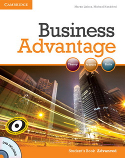 Business Advantage Advanced SB + DVD