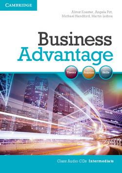 Business Advantage Intermediate Class CDs 4