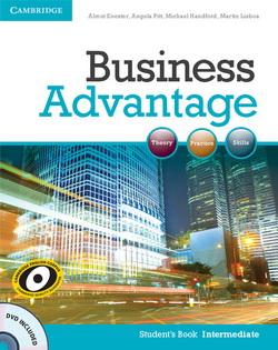 Business Advantage Intermediate SB + DVD