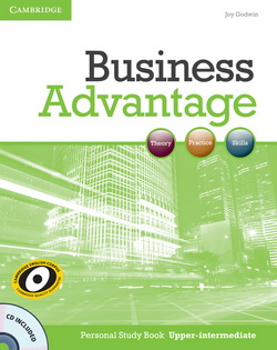 Business Advantage Upper-Intermediate Personal Study Book + Audio CD