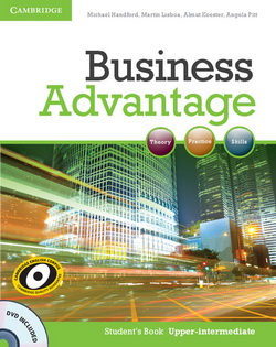 Business Advantage Upper-Intermediate SB + DVD