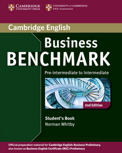 Business Benchmark 2nd Ed. Pre-Int./Int. Business Preliminary SB