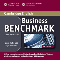 Business Benchmark 2nd Ed. Upper-Intermediate Business Vantage Class CDs