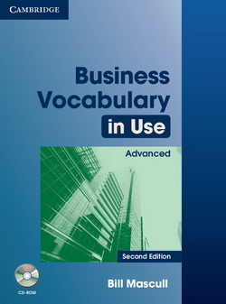 Business Vocabulary in Use 2nd Edition Advanced + key + CD-ROM
