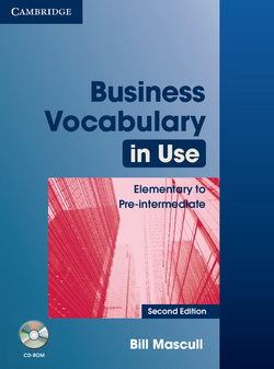 Business Vocabulary in Use 2nd Edition Elementary/Pre-Intermediate + key + CD-ROM