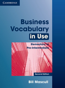 Business Vocabulary in Use 2nd Edition Elementary/Pre-Intermediate + key