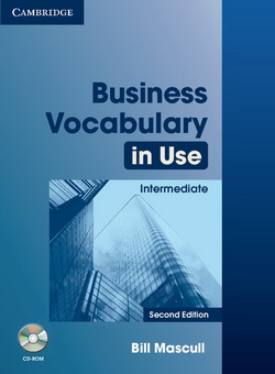 Business Vocabulary in Use 2nd Edition Intermediate + key + CD-ROM
