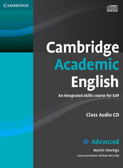Cambridge Academic English Advanced Class CD 4