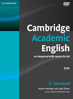 Cambridge Academic English Advanced DVD