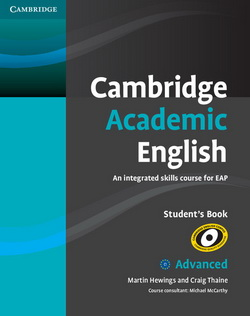Cambridge Academic English Advanced SB