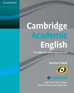 Cambridge Academic English Advanced TB