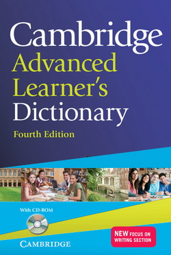 Cambridge Advanced Learner's Dictionary 4th Edition + CD-ROM