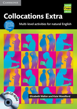 Cambridge Copy Collection: Collocations Extra Book + CD-ROM