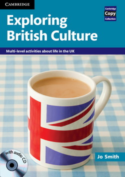 Cambridge Copy Collection: Exploring British Culture + Audio CD