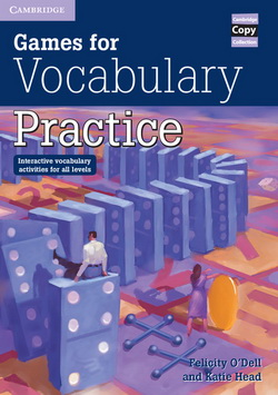 Cambridge Copy Collection: Games for Vocaulary Practice