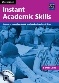 Cambridge Copy Collection: Instant Academic Skills + Audio CD