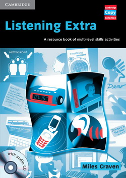 Cambridge Copy Collection: Listening Extra + Audio CD