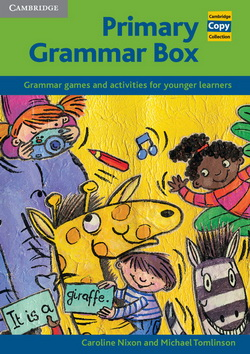 Cambridge Copy Collection: Primary Grammar Box
