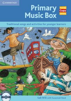 Cambridge Copy Collection: Primary Music Box + Audio CD