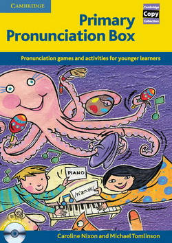 Cambridge Copy Collection: Primary Pronunciation Box + Audio CD 4