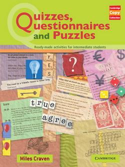 Cambridge Copy Collection: Quizzes