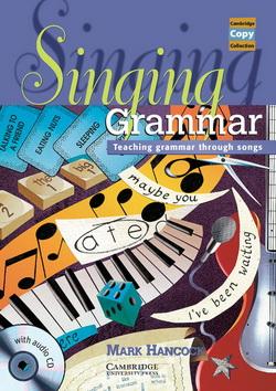 Cambridge Copy Collection: Singing Grammar Book + Audio CD