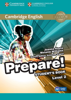 Cambridge English Prepare! 2 SB