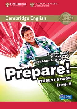 Cambridge English Prepare! 5 SB
