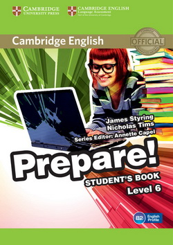 Cambridge English Prepare! 6 SB