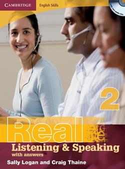 Cambridge English Skills Real Listening & Speaking 2 + Audio CDs + key