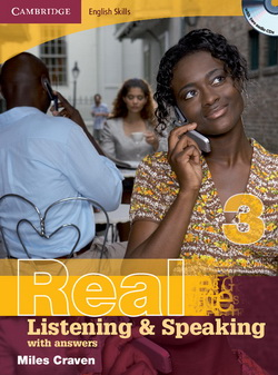 Cambridge English Skills Real Listening & Speaking 3 + Audio CDs + key