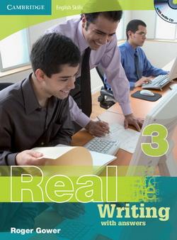 Cambridge English Skills Real Writing 3 + Audio CD + key