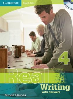 Cambridge English Skills Real Writing 4 + Audio CD + key
