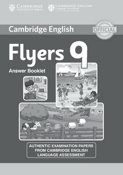 Cambridge English Young Learners 9 Flyers Answer Booklet 4
