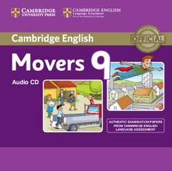 Cambridge English Young Learners 9 Movers Audio CD 4