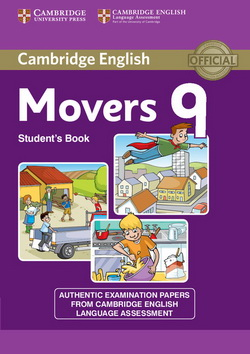 Cambridge English Young Learners 9 Movers SB
