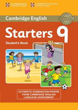 Cambridge English Young Learners 9 Starters SB