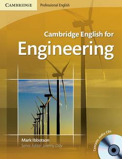 Cambridge English for Engineering + Audio CDs