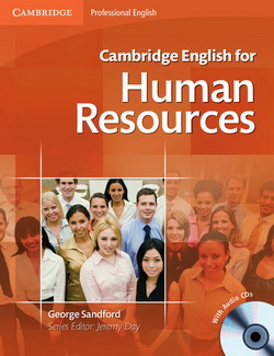 Cambridge English for Human Resources + Audio CDs 4
