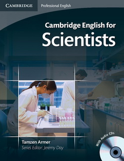Cambridge English for Scientists + Audio CD 4
