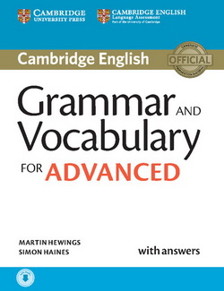 Cambridge Grammar and Vocabulary for Advanced + key + Downloadable Audio 4