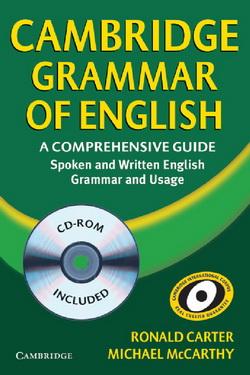 Cambridge Grammar of English + CD-ROM HB