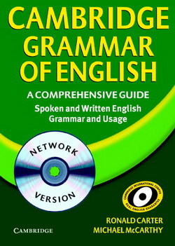 Cambridge Grammar of English Network Version СD-ROM