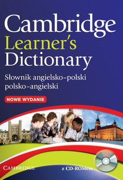 Cambridge Learner's Dictionary English–Polish 2nd Edition + CD-ROM