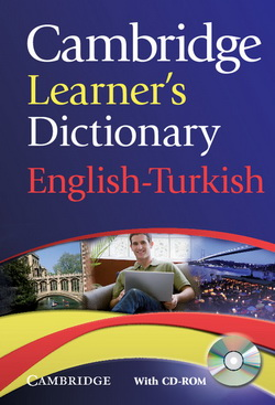 Cambridge Learner's Dictionary English-Turkish + CD-ROM
