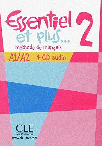 Essentiel et plus... 2 CD(4) audio