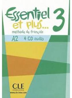 Essentiel et plus... 3 CD(4) audio