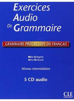 Execices Audio de Grammaire 5 CD 4