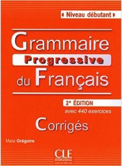 Grammaire Progr du Franc 2e Edition Debut Corriges